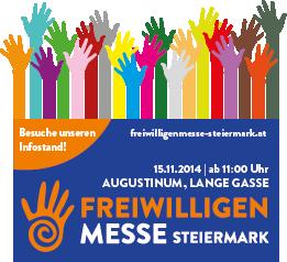 1. Freiwilligenmesse Steiermark